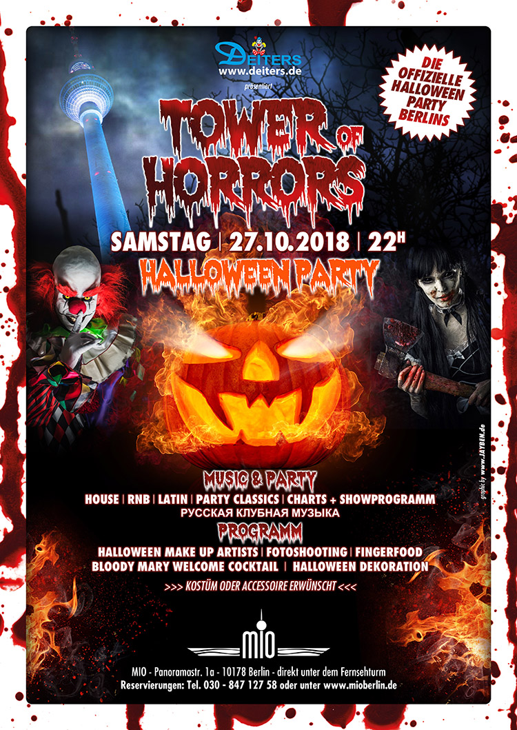 TowerOfHorrors2018-Webseite-Webposter