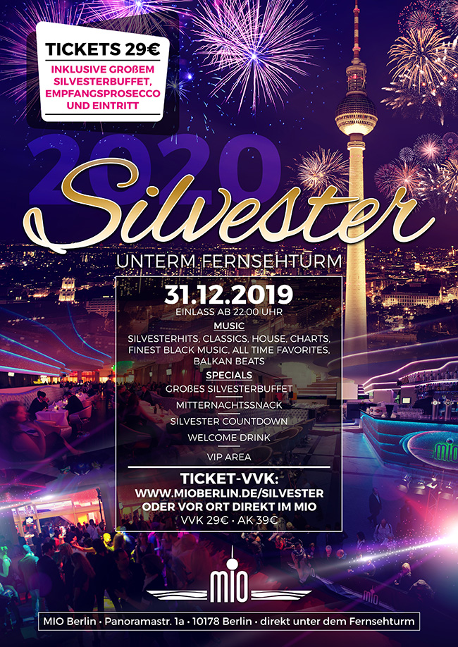 Single party silvester 2020 berlin